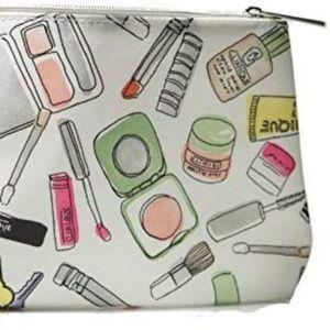 Clinique Makeup Cosmetics Bag NEW